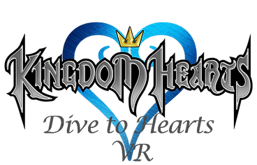 Kingdom Hearts Dive to Hearts VR Logo.pn