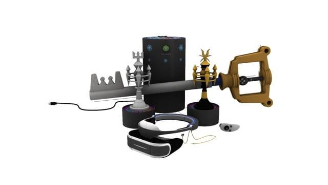 Kingdom Hears Dive to Worlds VR