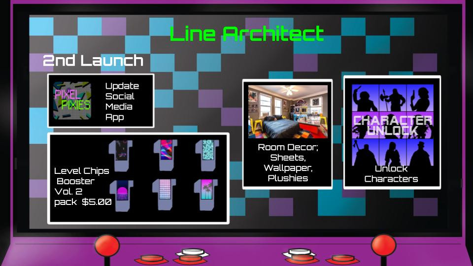Line Architect Second Launch