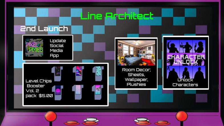 Line Architect Second Launch