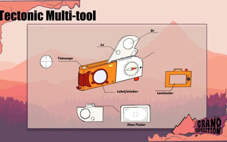 Tectonic Multi-tool