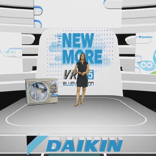 Daikin Lançamento VR5