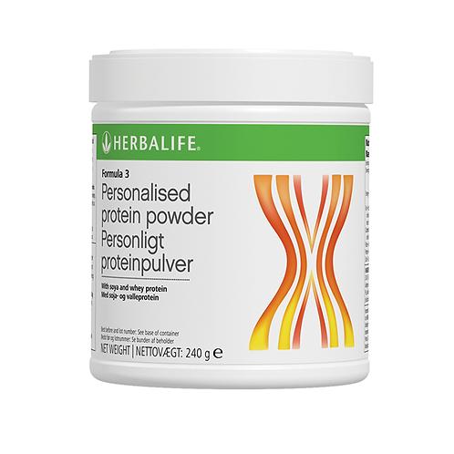 Formula 3 – Personligt Proteinpulver Vanilla 240 g