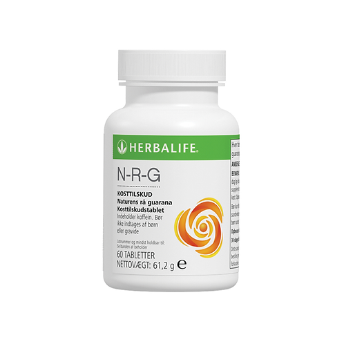 N.R.G 60 tabletter