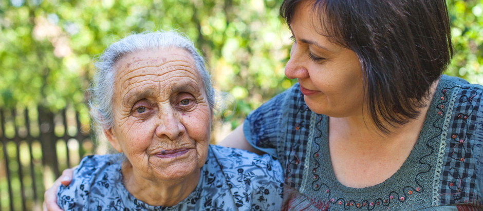 Get Paid For Caring For Your Loved Ones