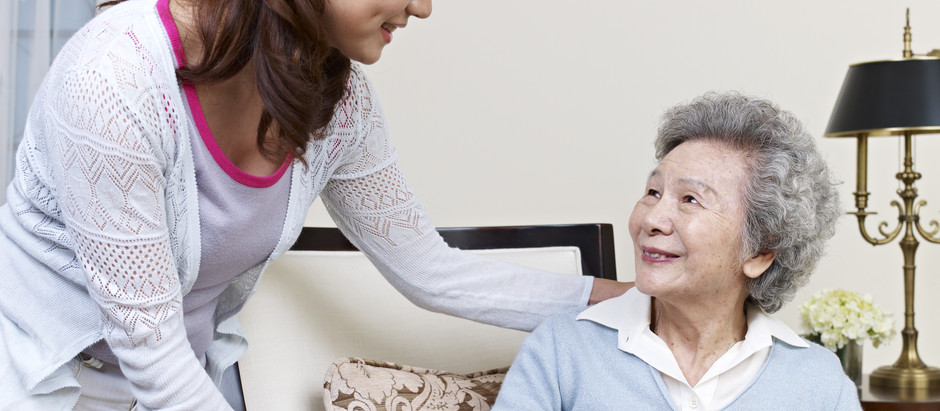 Medicaid Personal Care – Get Paid For Being a Family Caregiver