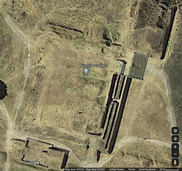 Ixtepete Main Pyramid