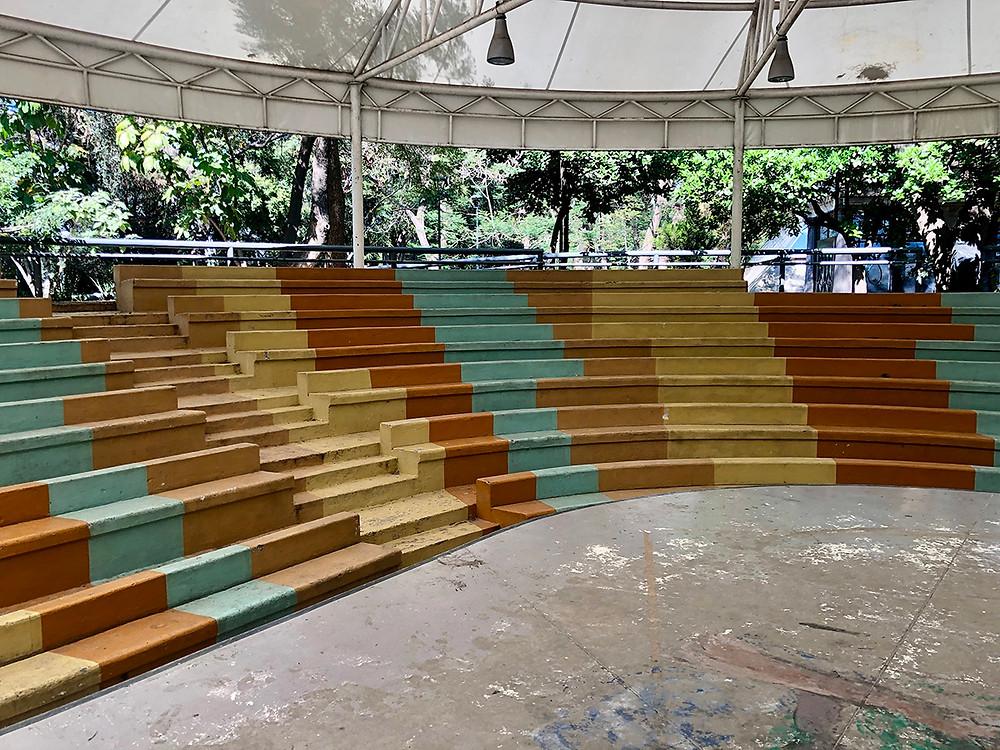 parque agua azul guadalajara childrens forum theatre space