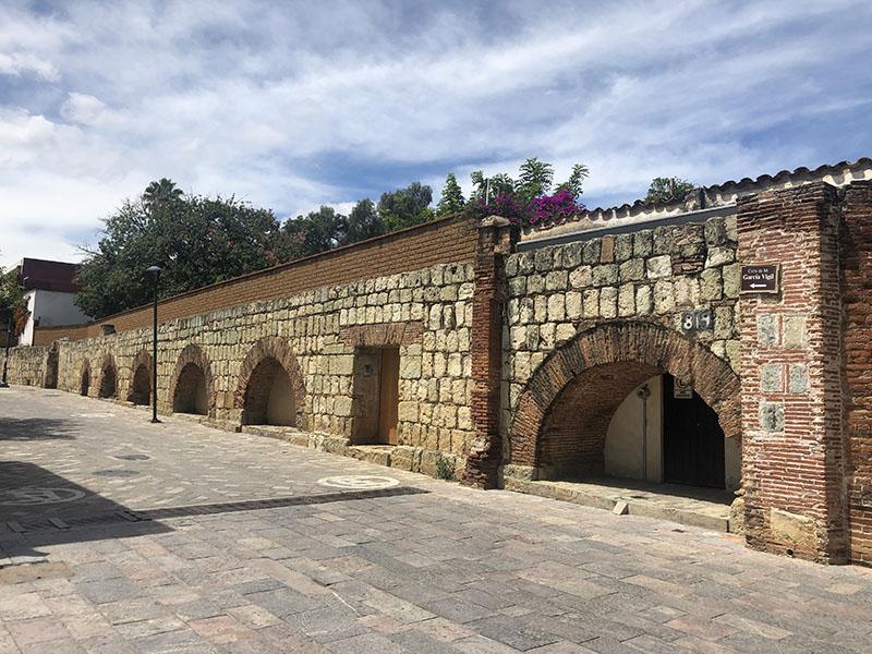 The Xochimilco Aqueduct