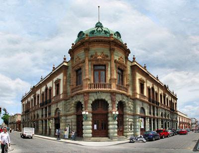 Teatro Macedonia Alcalá, Oaxaca