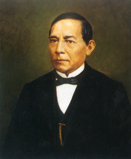 Benito Juárez. Mexico's first indigenous President; scourge of France;  lawyer, diplomat, reformer