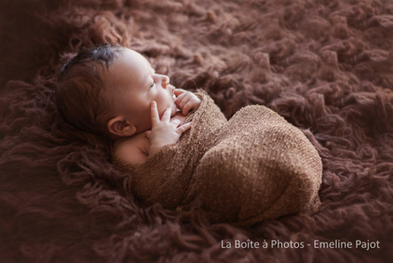 Séance nouveau-né - Malo