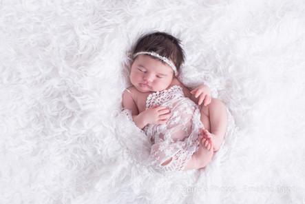 Séance nouveau-né - Tïa