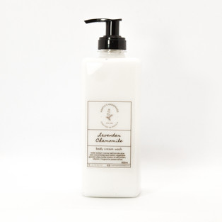 Body Cream Wash