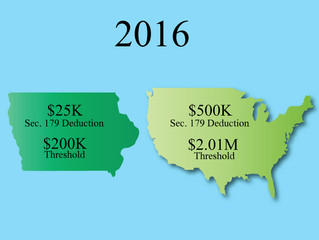 Tax Tip Tuesday: Coupling Iowa Tax Law