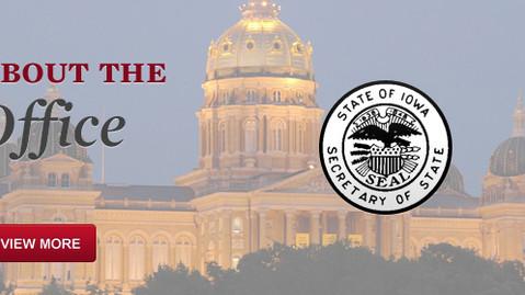 Tax Tip Tuesday:  Iowa Biennial Reports