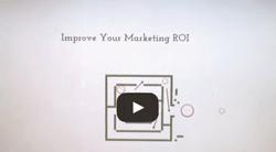 Improving Your Marketing ROI