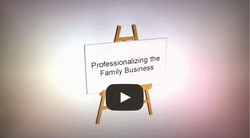 Professionalizing Family Business