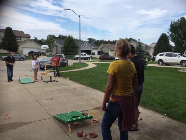 2016 Iowa vs. ISU Tailgate