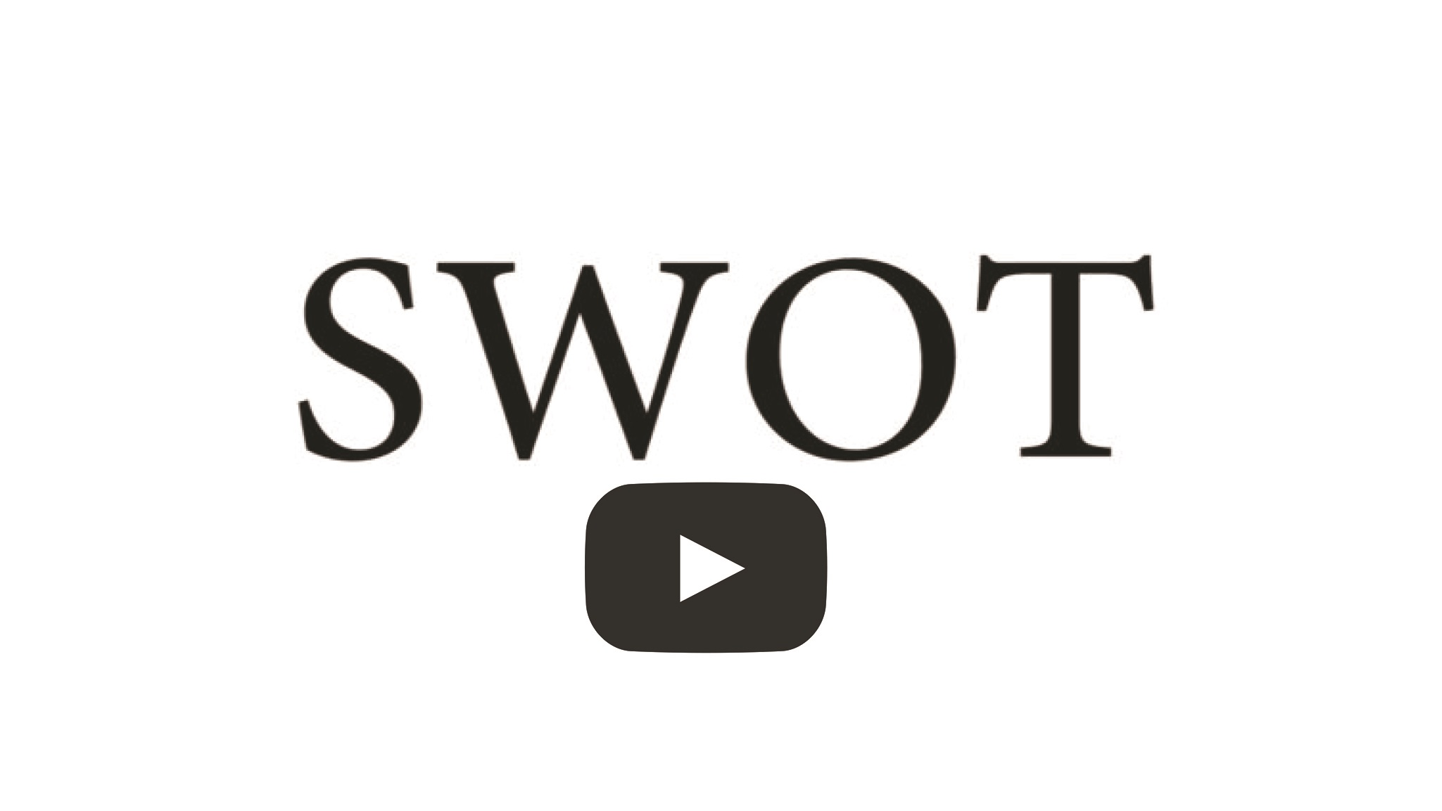 SWOT: Your Business Health Check