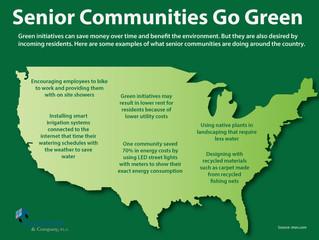 Future of Aging: Senior Communities Go Green