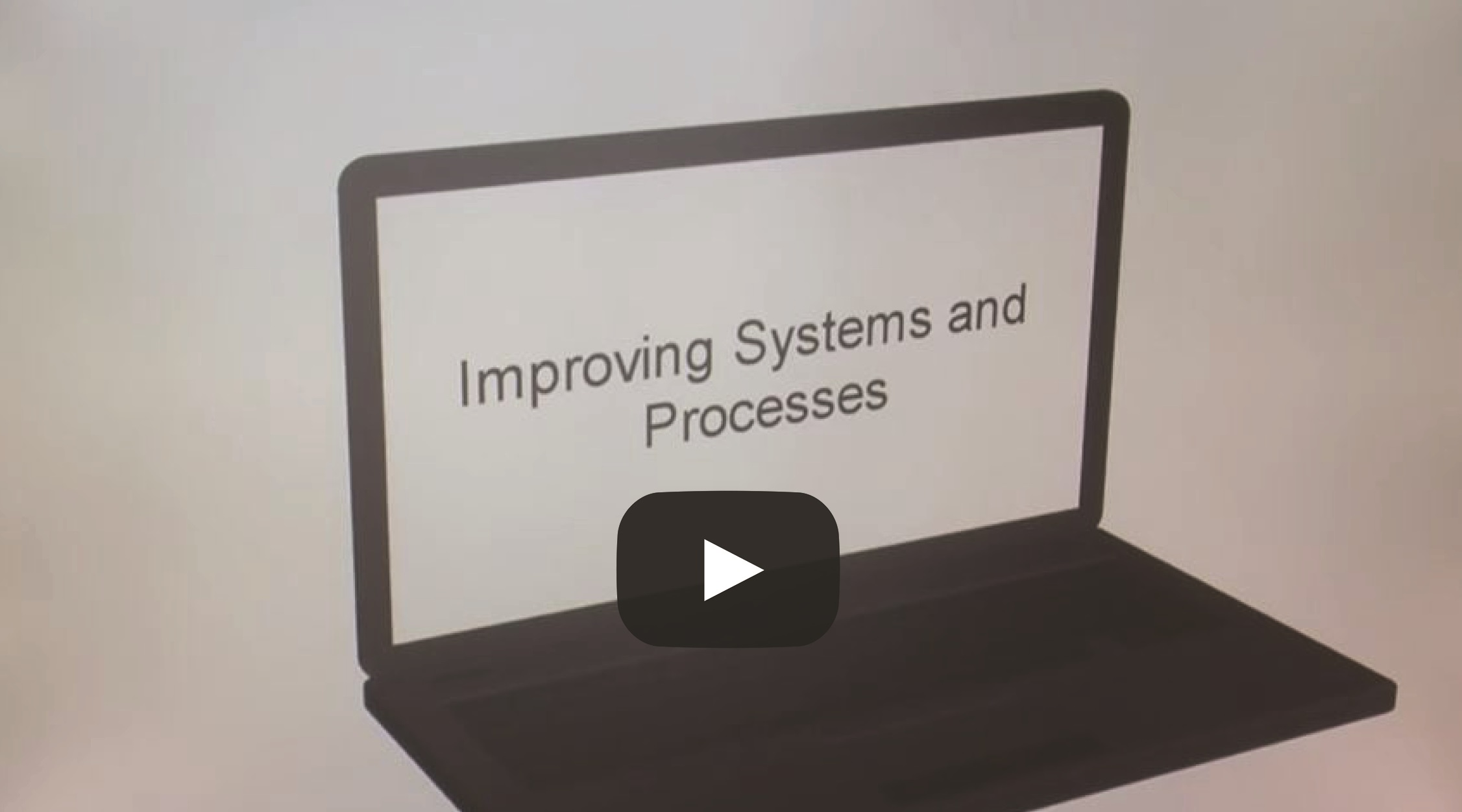 Improving Systems and Processes