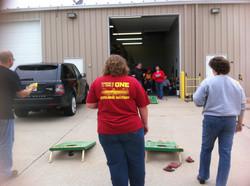 Iowa Vs ISU Annual Tailgate