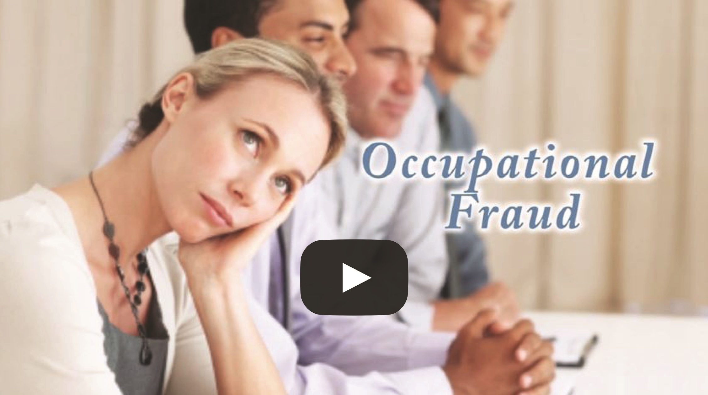 Occupational Fraud