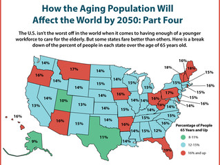 Future of Aging: How the Aging Population Will Affect the World by 2050: Part Four