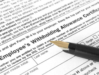 Tax Tip Tuesday: Check Your Withholding