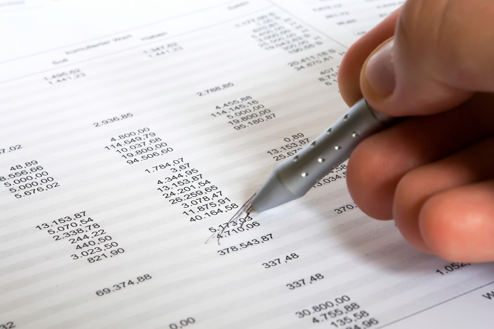 tax record