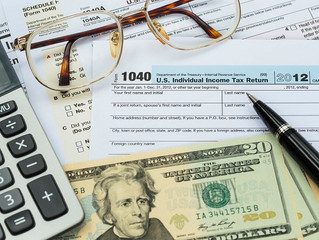 Tax Tip Tuesday: Tax Records & Identity Theft