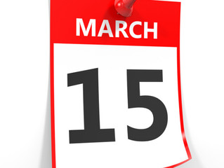 Tax Tip Tuesday: March 15th Deadline