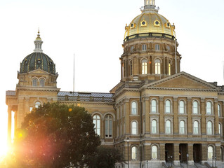 Tax Tip Tuesday: Coupling Iowa Tax Law Update