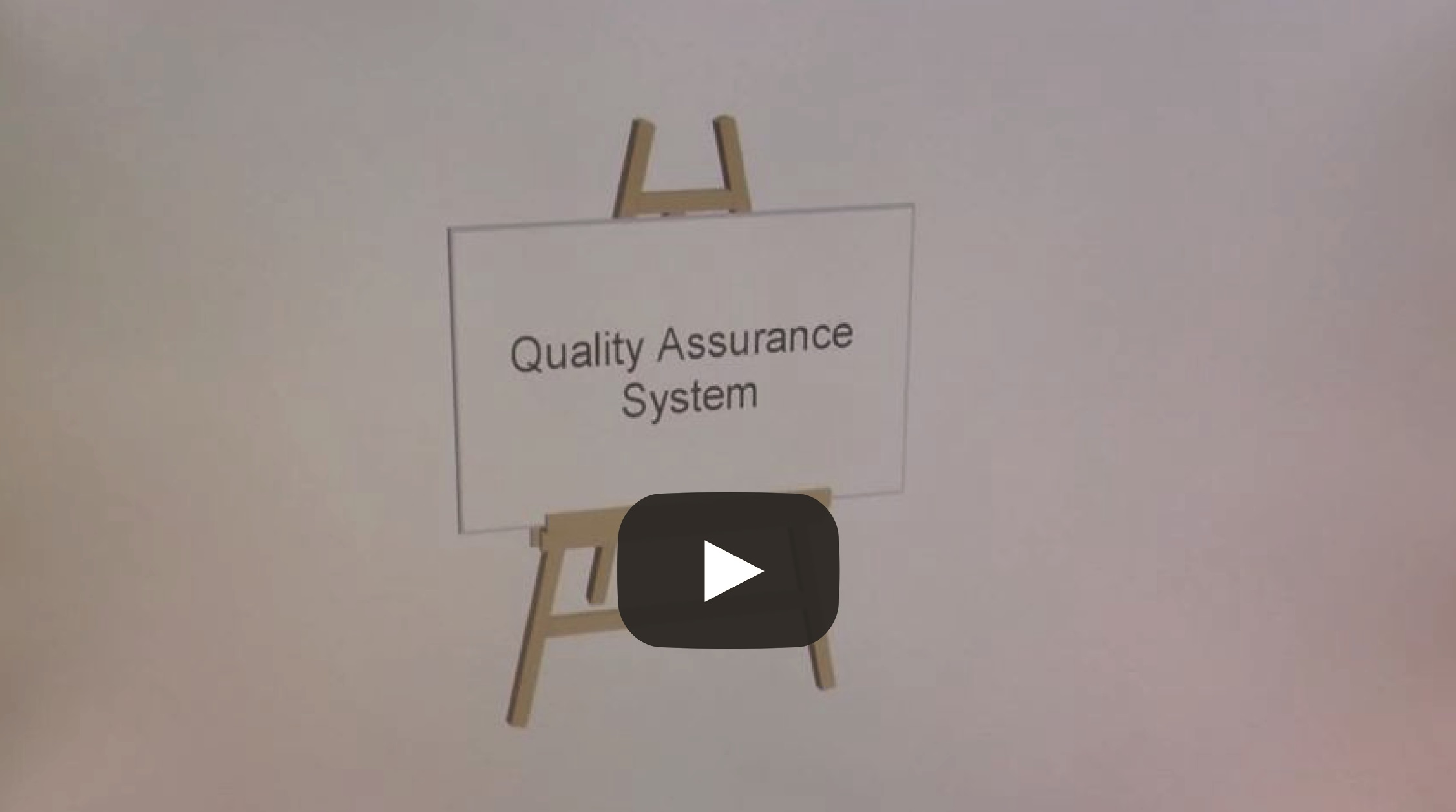 Develop Quality Assurance Processes