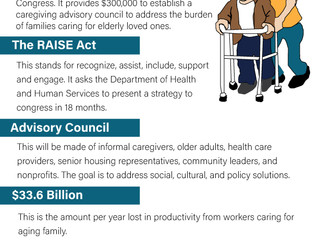 Future of Aging: Congress Funds First Step for National Caregiving Strategy