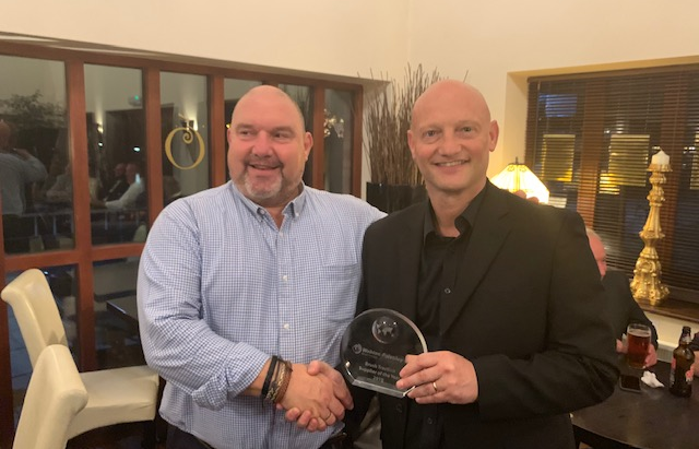 Brush Traction Award Flotec with Supplier of the Year 2019!
