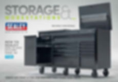 Storage and Workstations - Sealey - 31st