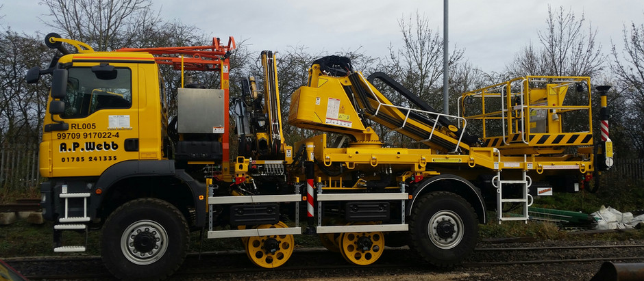 Improving the Reliability of Track Maintenance Machinery