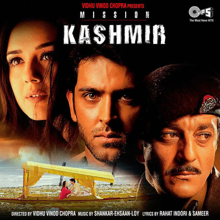 Kashmir through the lens of Bollywood