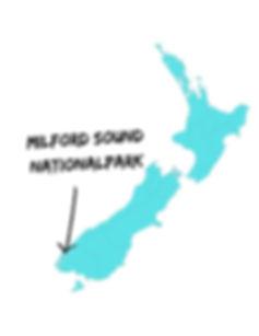 die schönsten National Parks Neuseelands