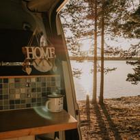 Schweden Wild Camping