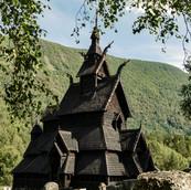 Borgund Stabkirche