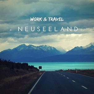 Work ad Travel Neuseeland