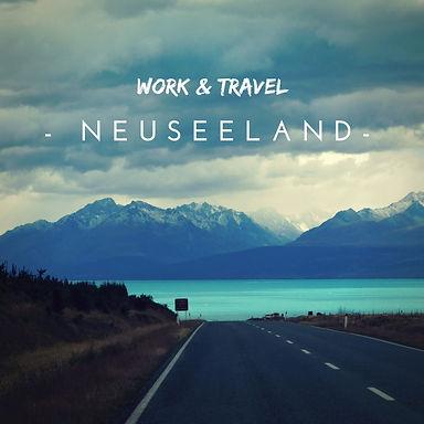 Work and Travel Neuseelad