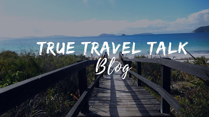 True Travel Talk Blog