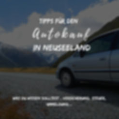 Neuseeland Visum