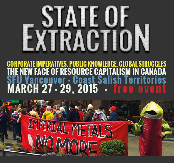 State of Extraction - March 27-29