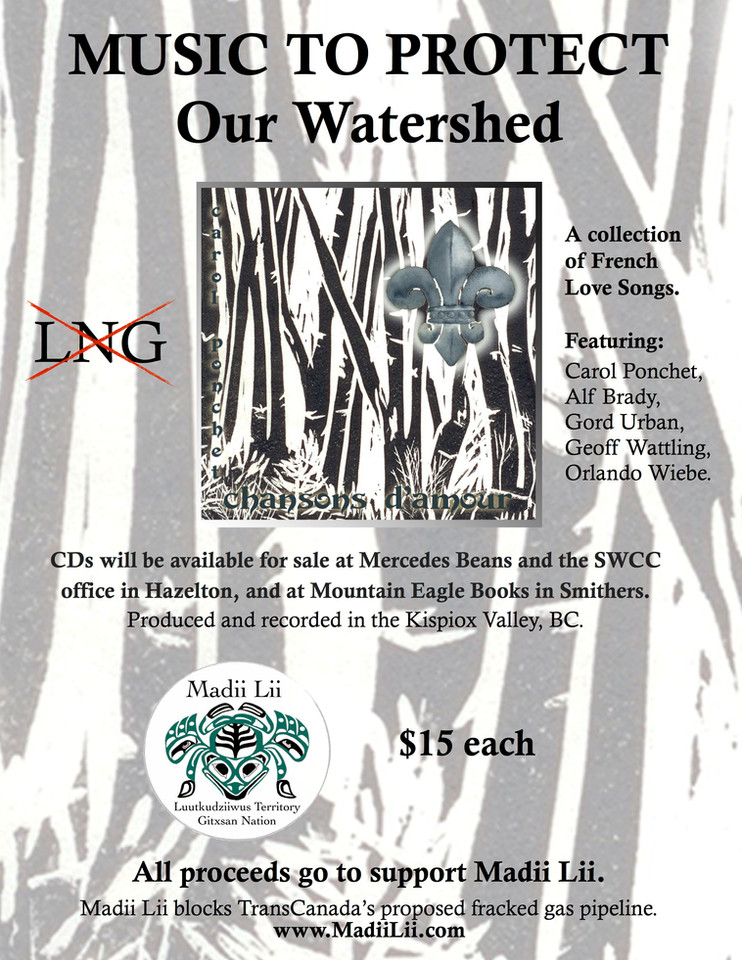 Music to Protect our Watershed - fundraiser