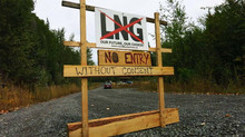 Luutkudziiwus First Nation on Petronas Cancelling PNW LNG project